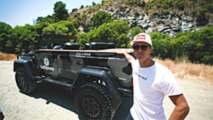 Jon Olsson Topless Mercedes-Benz G500