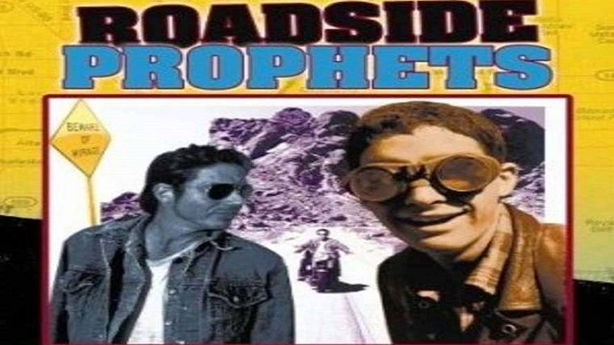 Roadside Prophets (1992) - Moto Movie Review