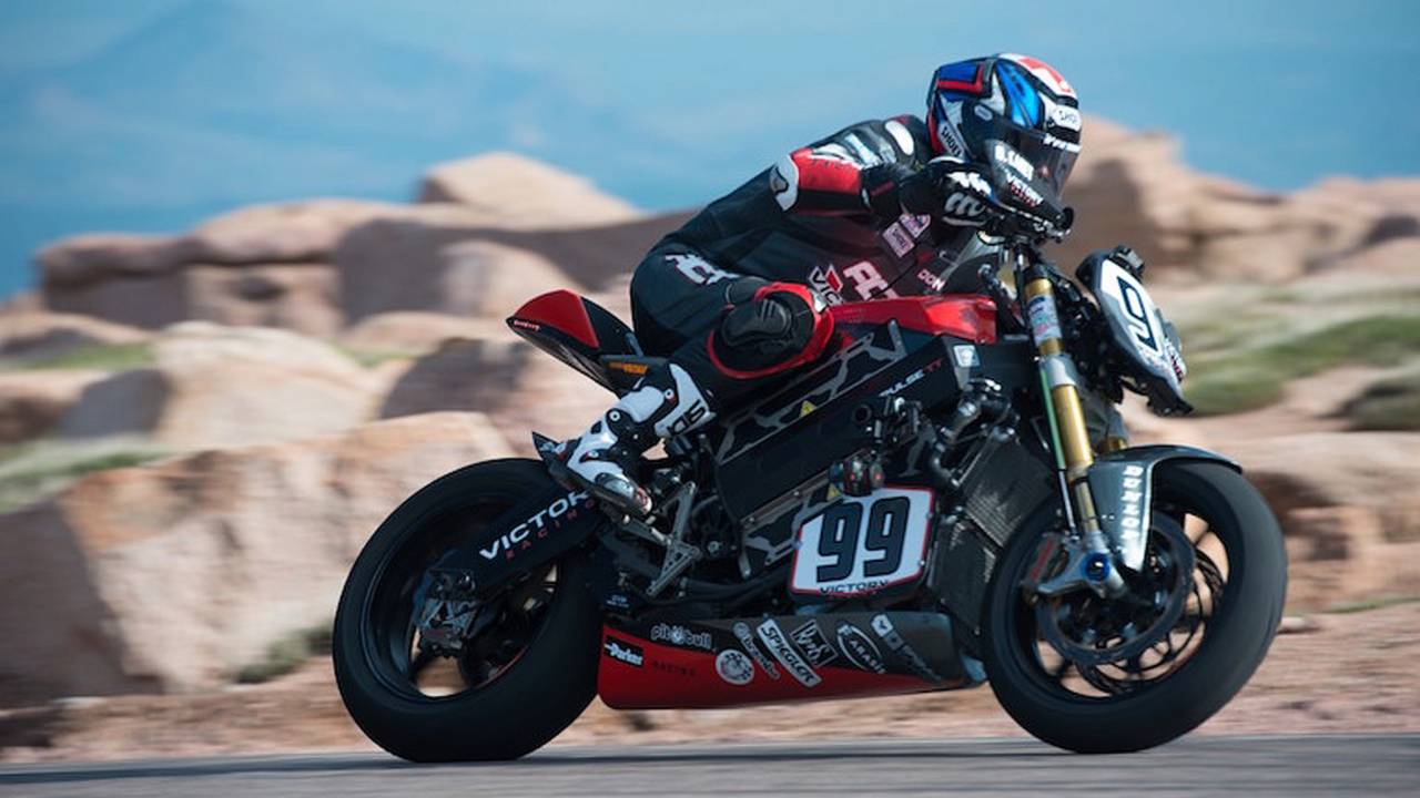 Victory Sees Double Success at Pikes Peak