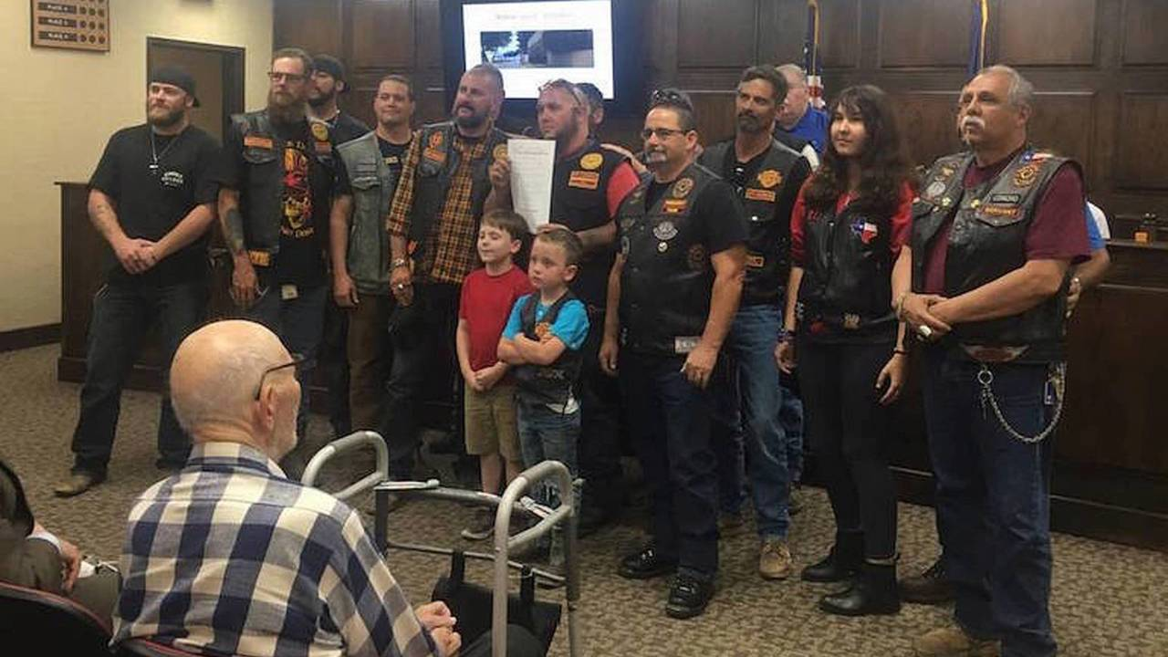 Councilman Resigns After City Honors Bandidos MC
