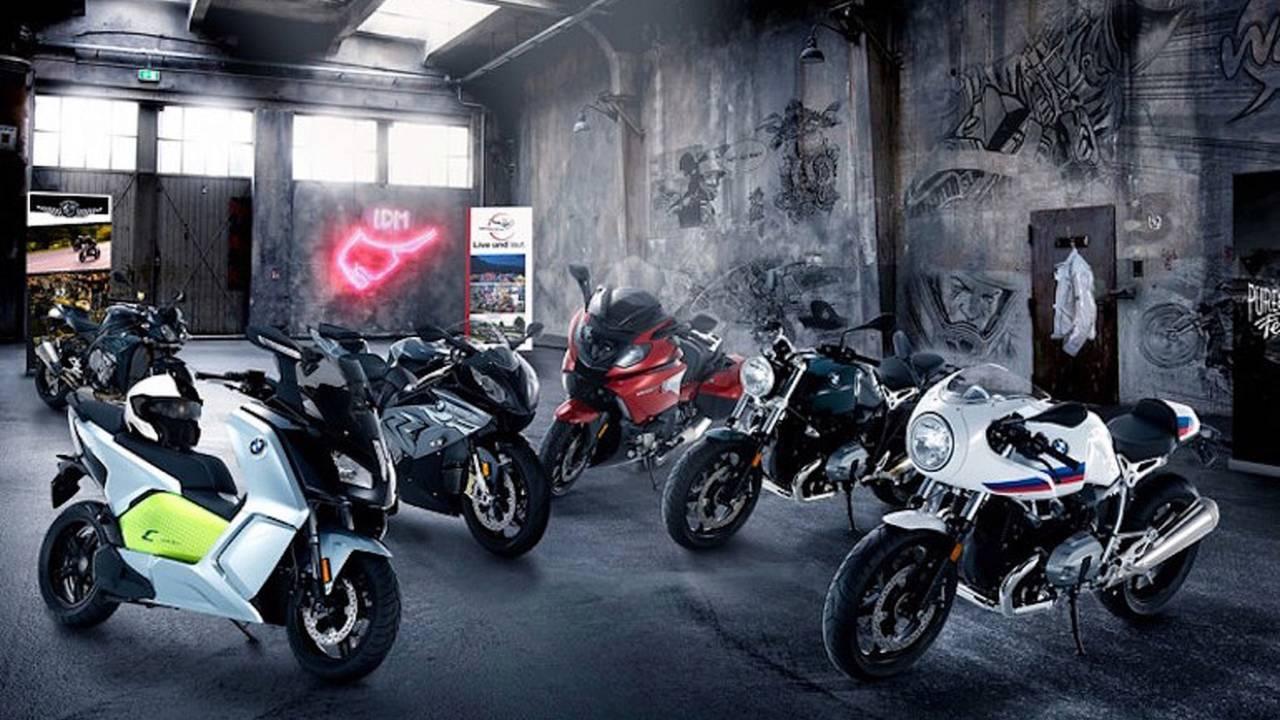 BMW Motorrad Announces New Director
