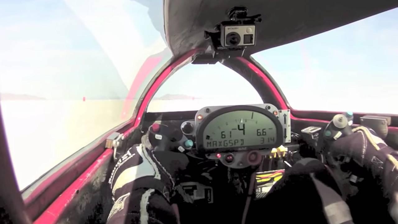 Valerie Thompson Sets Sights on World Speed Record