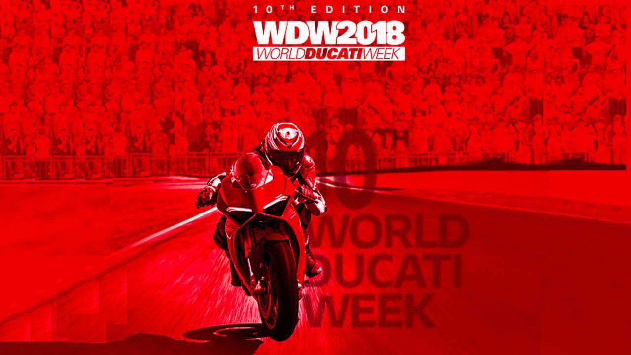 Ducati Prepares for 10th Edition of World Ducati Week