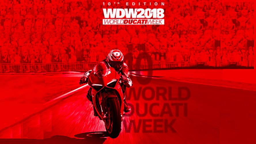 Ducati Prepares for 10th Edition of World Ducati Week