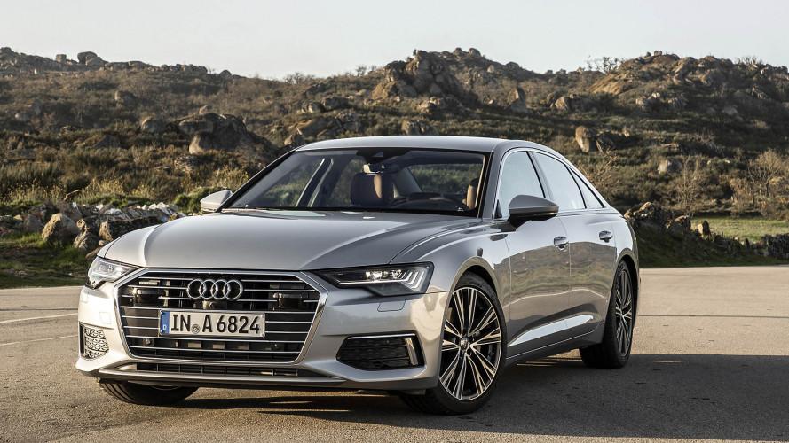 Nuova Audi A6, la prova