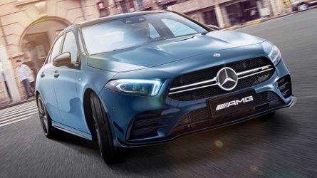 Kínának, szeretettel: Mercedes-AMG A35 L