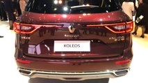 Renault Koleos restylé (Chine)