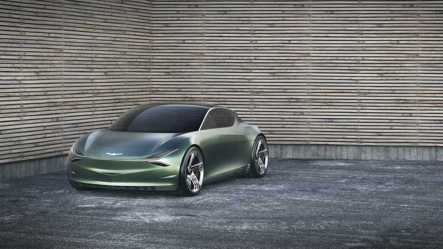 Genesis Mint Electric Concept