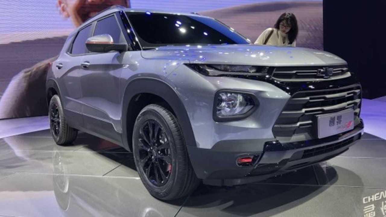 Chevrolet Trailblazer (China)