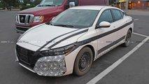 2021 Nissan Sentra Spy Shots