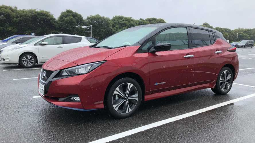 Over 1,800 Nissan LEAFs Were Sold In Japan In July 2019