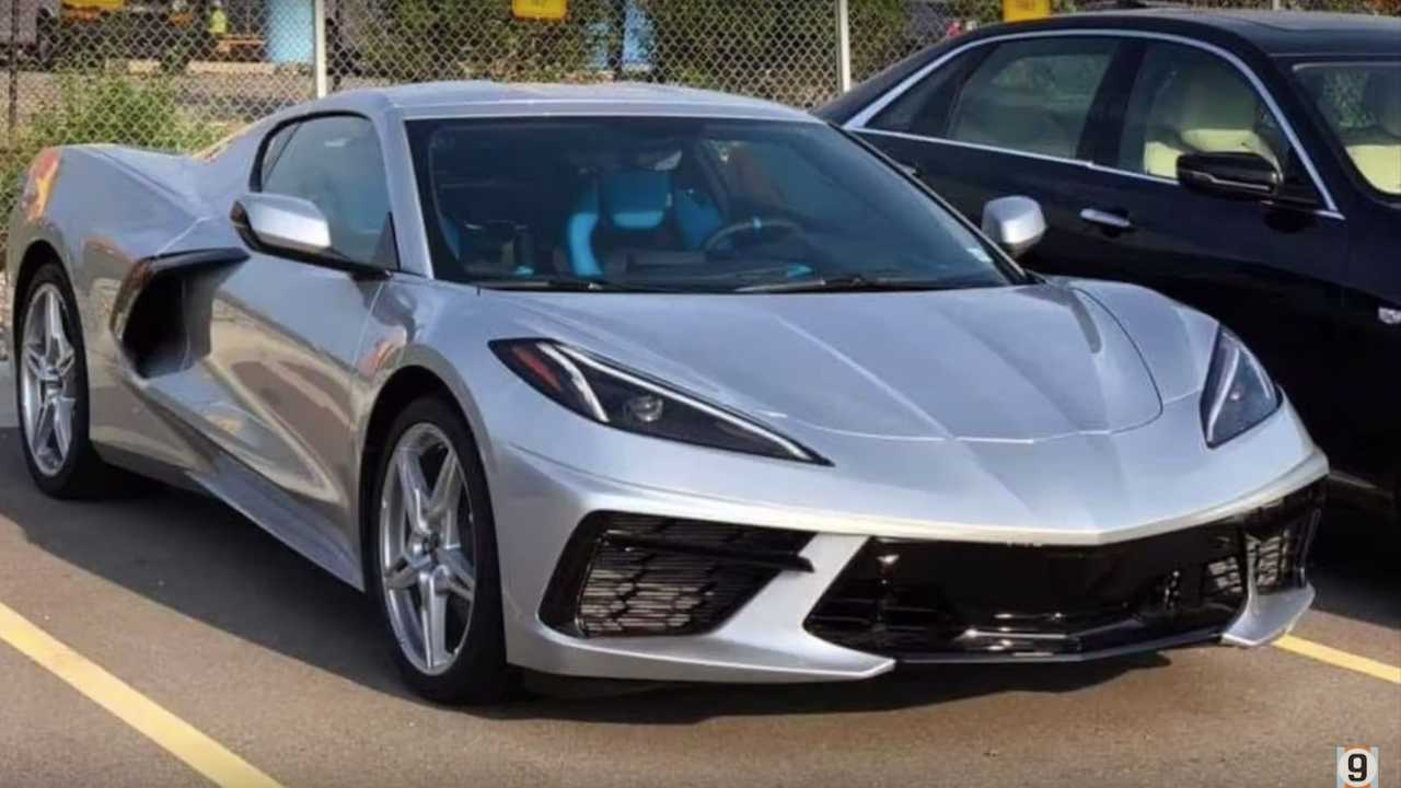 12 Colors Of 2020 Corvette Stingray Compiled 10 Of 12