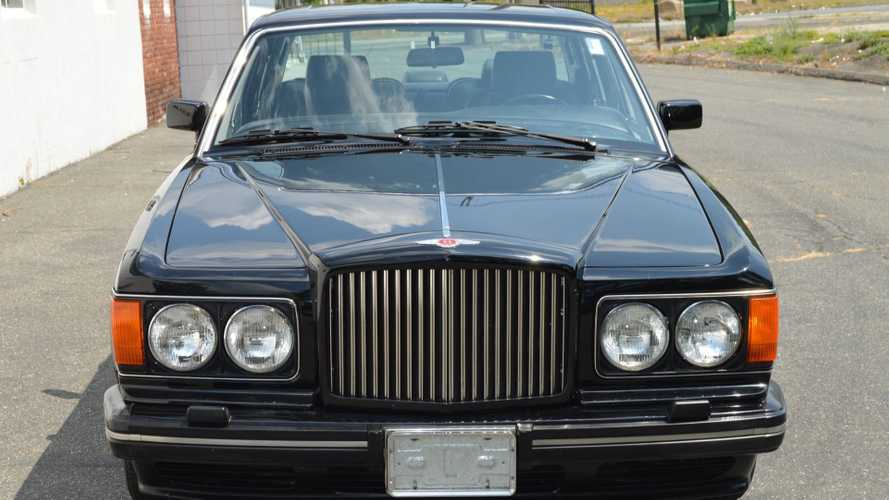 Drive A Smooth 1990 Bentley Turbo R