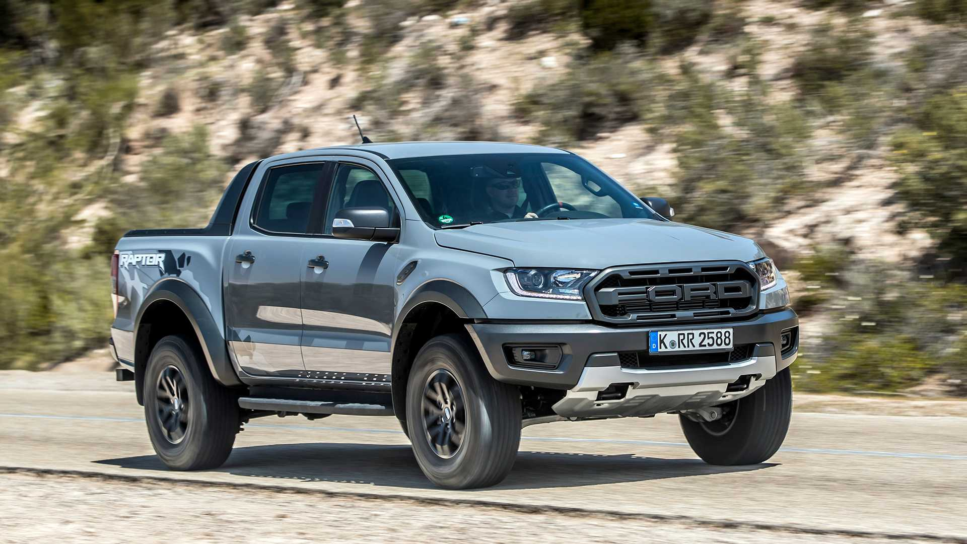 2019 Ford Ranger Raptor First Drive Off Road Ready