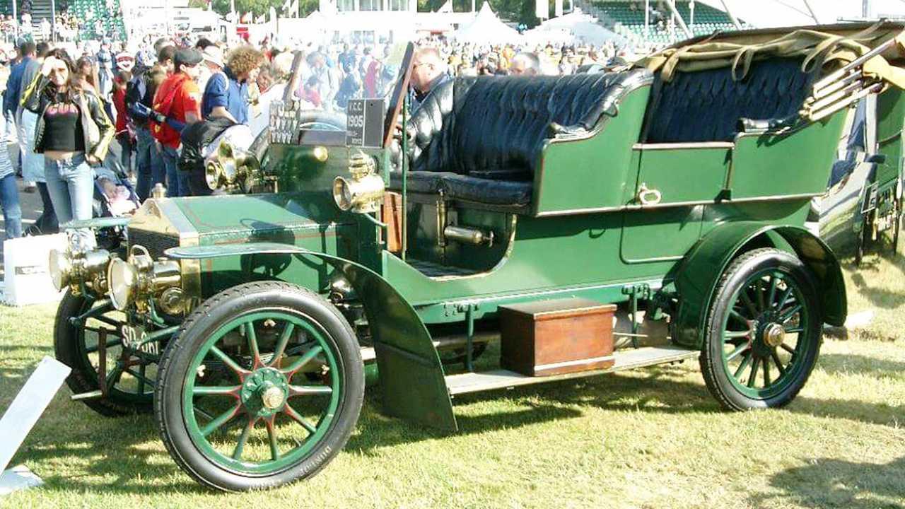 Rolls-Royce 15 hp - 31,3 млн евро