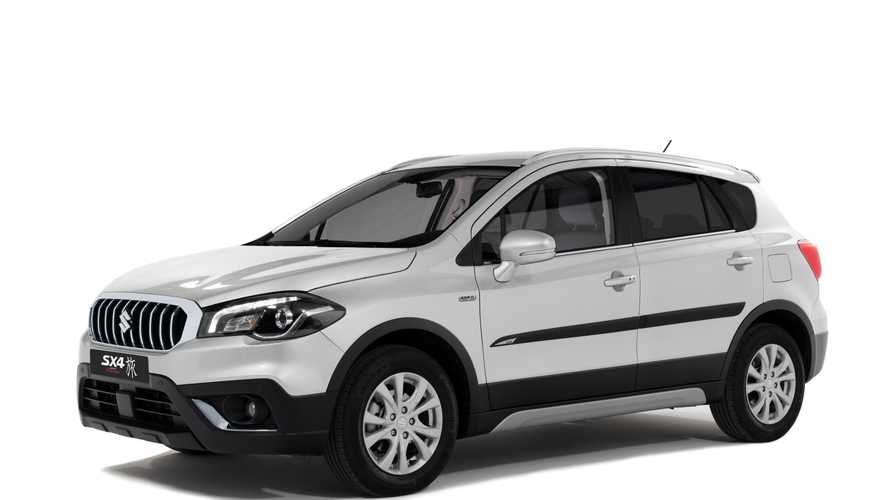 Suzuki SX4 Tabi: акустика Pioneer по цене плёнки на кузове