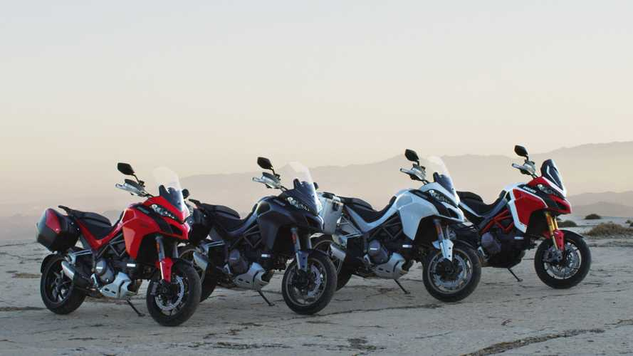 The Ducati Riding Experience Enduro Coming To The US In June