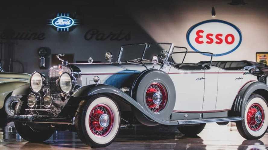 1930 Cadillac V16 would destroy any modern car