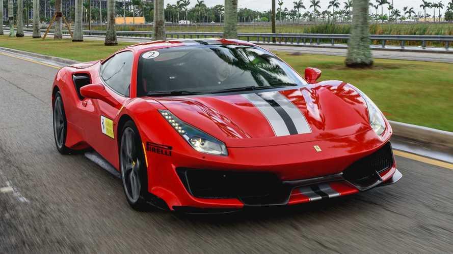 Essai Ferrari 488 Pista