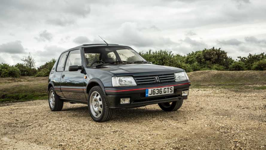 Is the Peugeot 205 GTI The Ultimate Hot Hatch