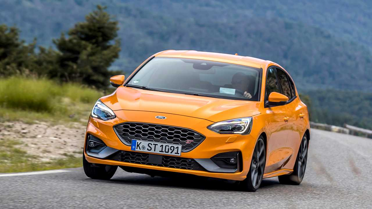 Ford Focus ST (2019) im Test