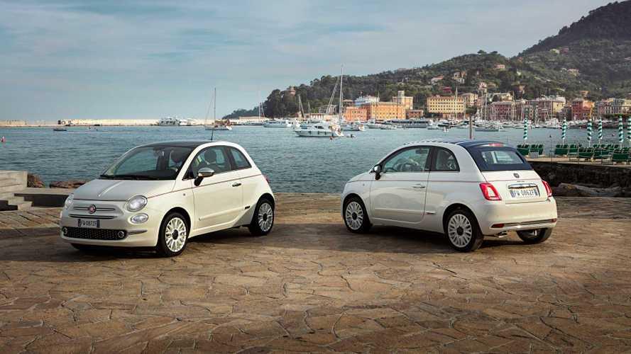 Voici les Fiat 500 et 500C Dolcevita !