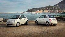 Fiat 500 und 500C Dolcevita