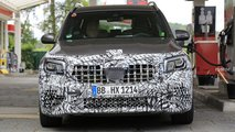 Mercedes-AMG GLB 45 Spy Photos