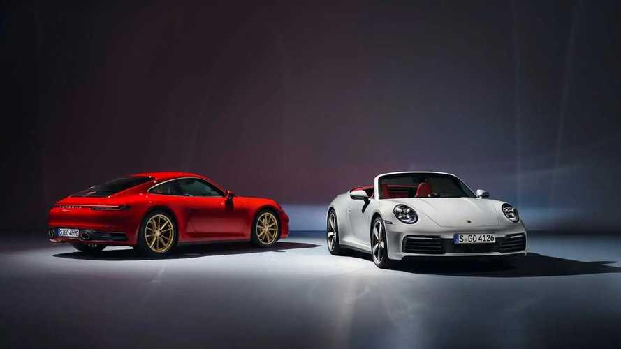 2020 Porsche 911 Carrera und Cabriolet
