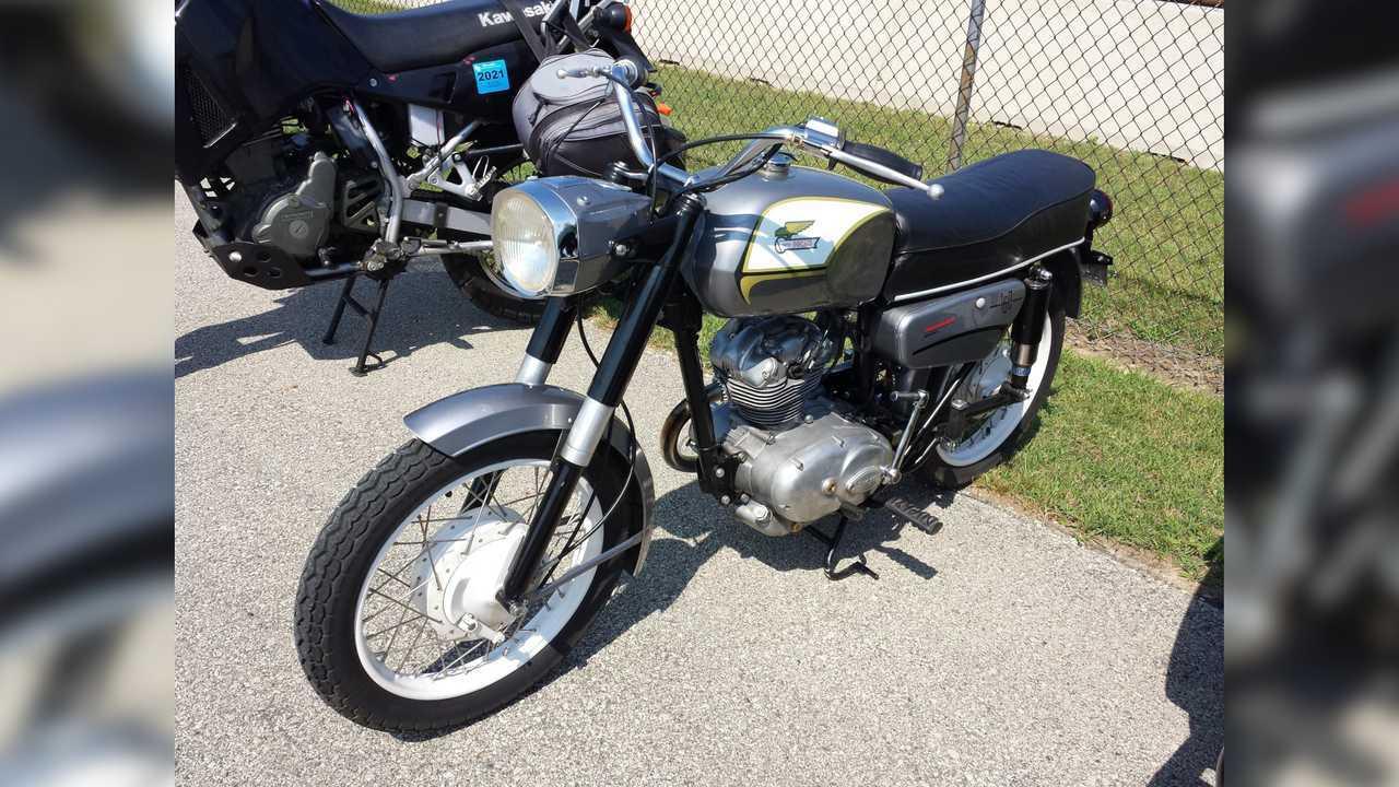 Ducati 160 Monza Junior