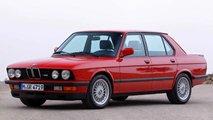 BMW M5: historia y trayectoria