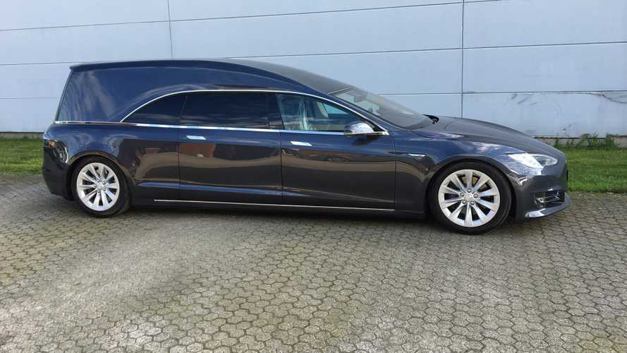 Tesla Hearse? Under Your Dead Body, Says a Dutch Coachbuilder