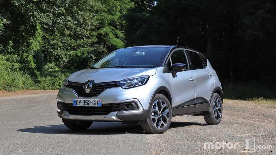 Essai Renault Captur 2019