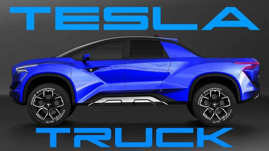 Tesla Pickup Truck Highlights & Details Plus New Truckla Coverage