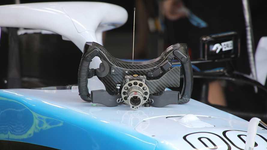 Formula 1: ecco il volante di Kubica