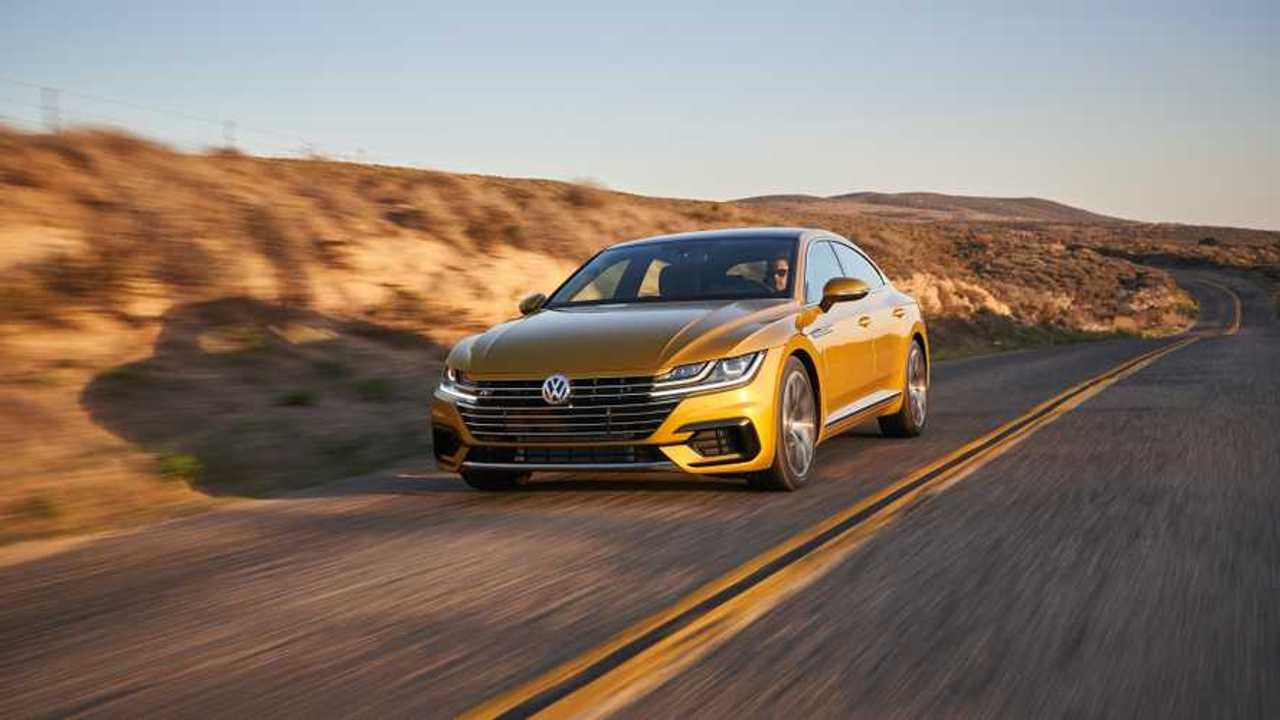 Volkswagen Arteon 2019: Первый американский проезд