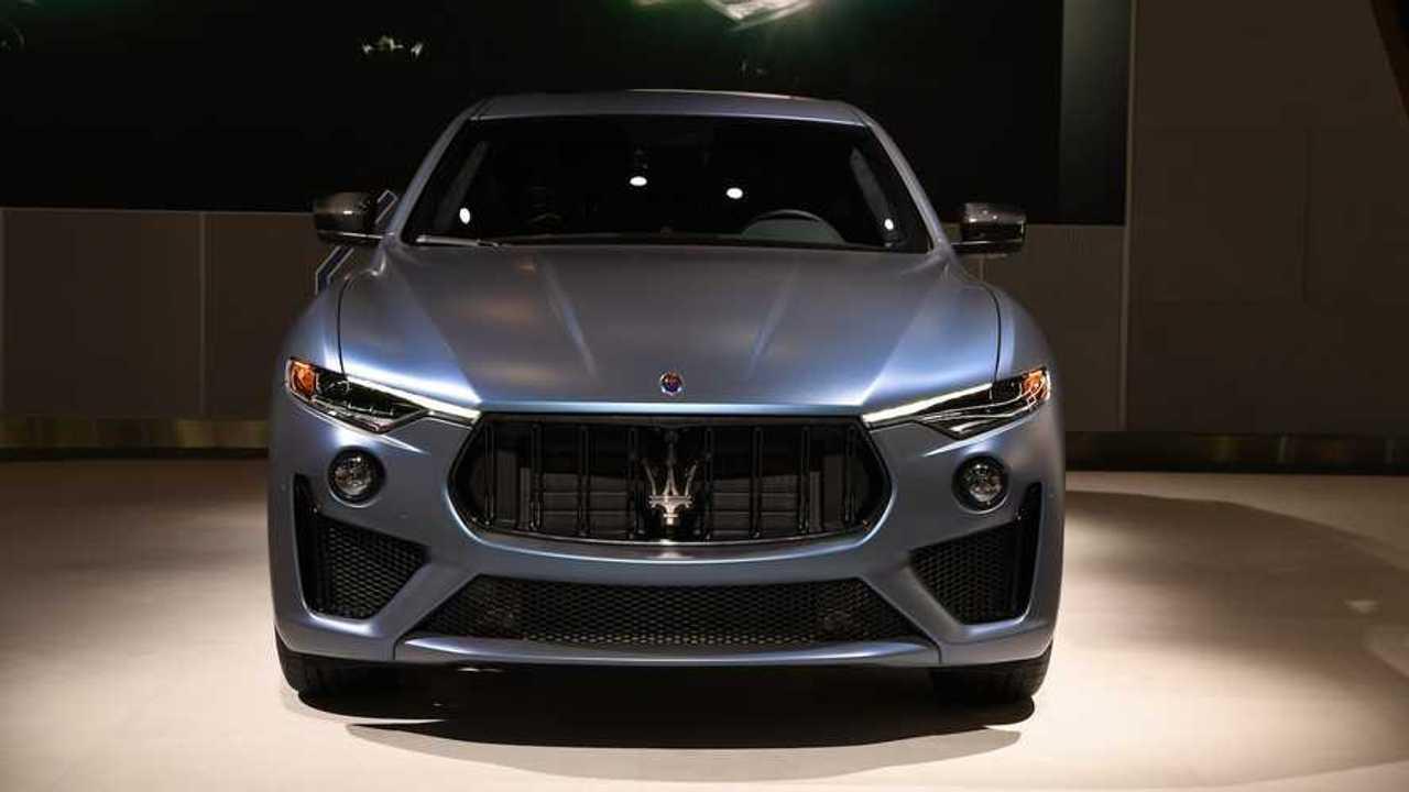 Maserati Levante for Ray Allen