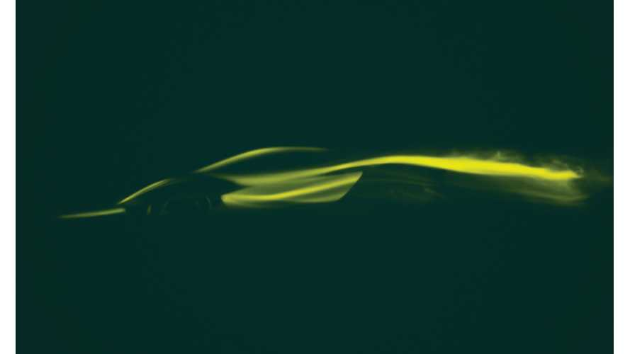 The Next New Lotus Is Supposed To Be An Electric Hypercar