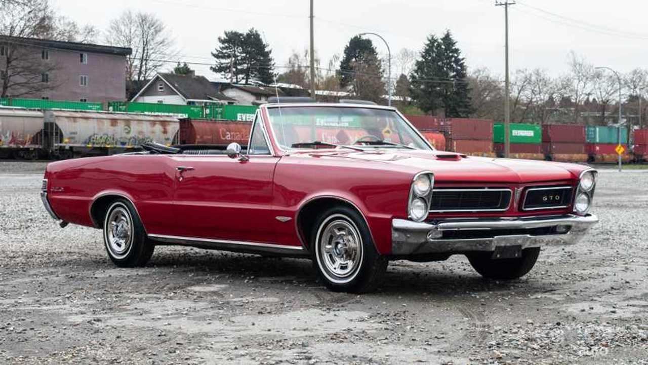 1965 Pontiac GTO: American Icon For Sale In Canada