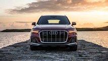 2020 Audi Q7'nin İrlanda'da Çekilmiş Kaliteli Fotoğrafları