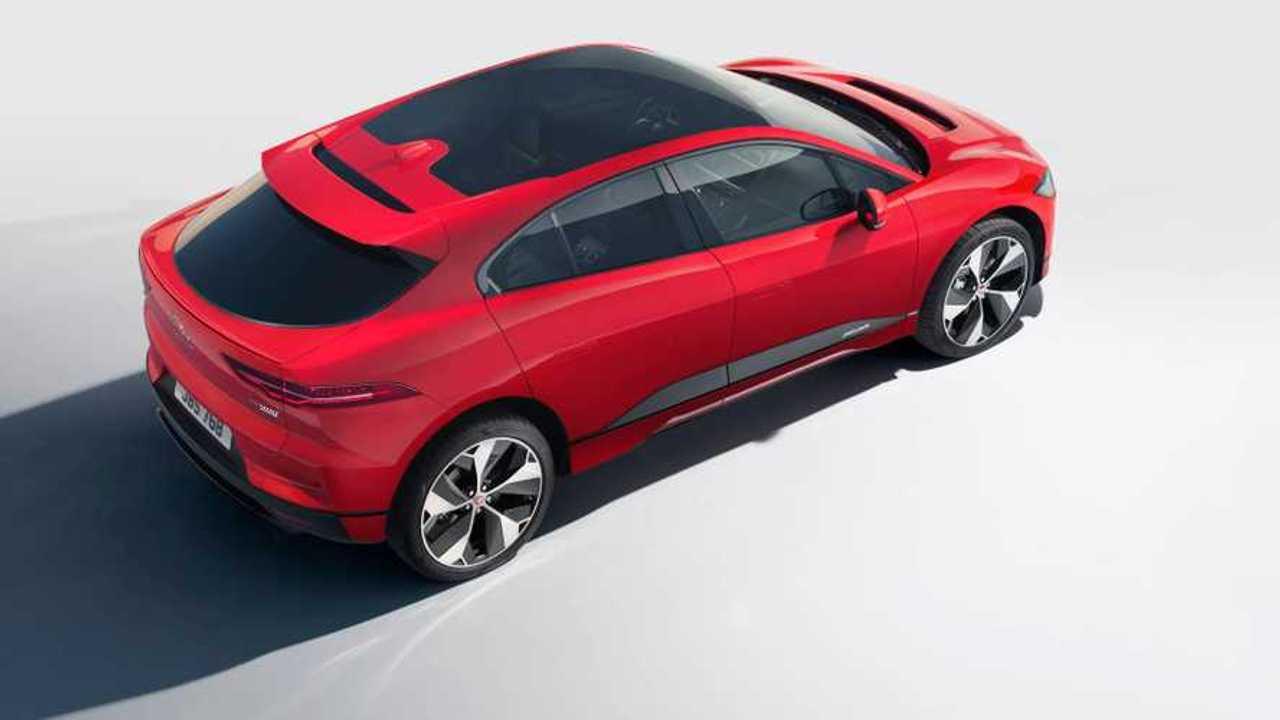 2019 World Green Car: Jaguar I-PACE