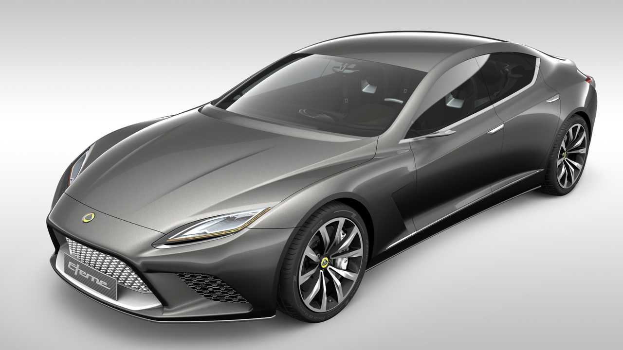 Lotus Eterne Saloon Concept 2010