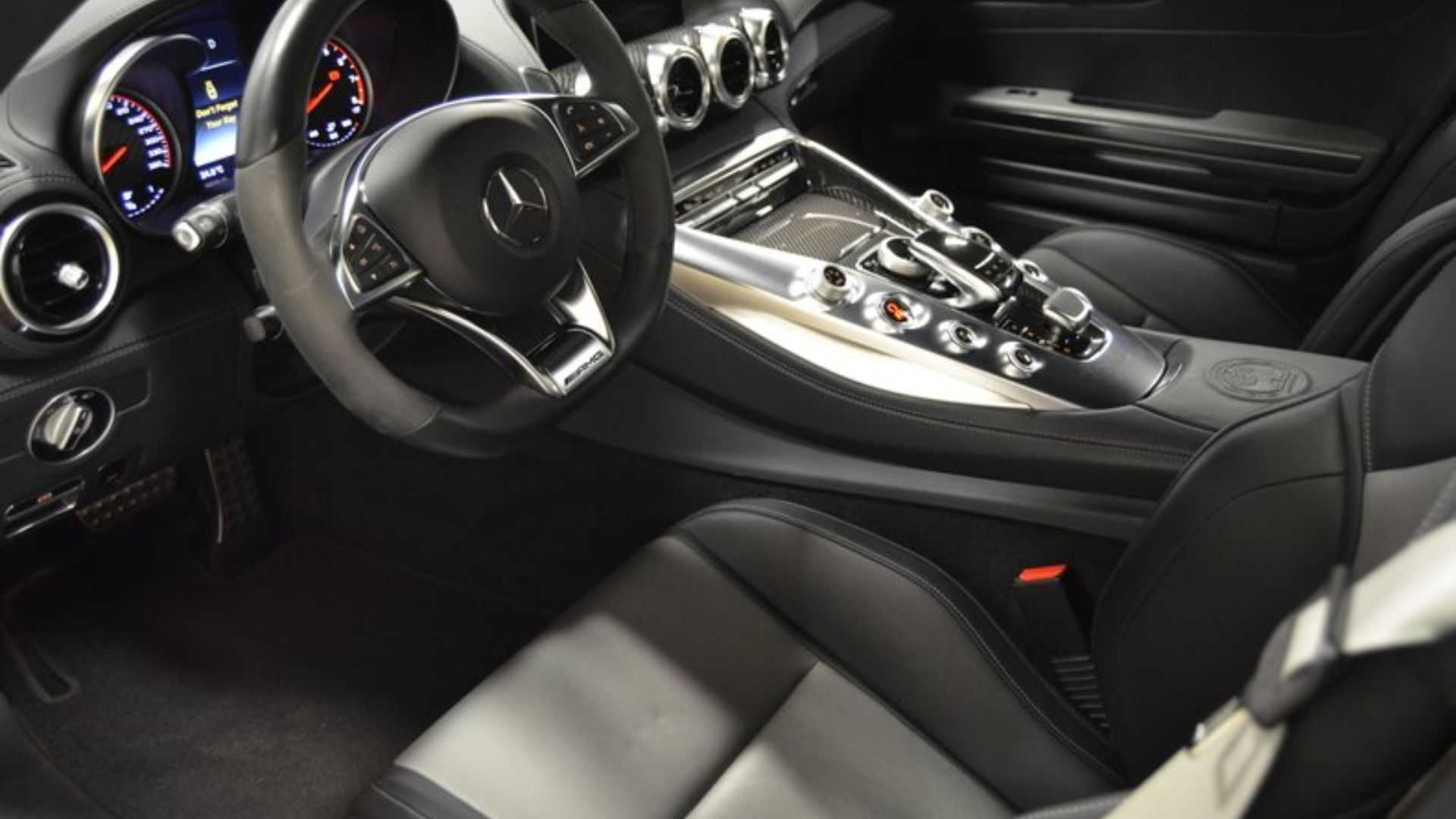 """[""""Command The Road With A 2016 Mercedes-AMG GT S""""]"""