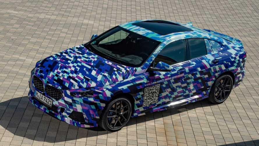 BMW Série 2 Gran Coupe virá ao Brasil em 2020 para enfrentar o Classe A Sedan