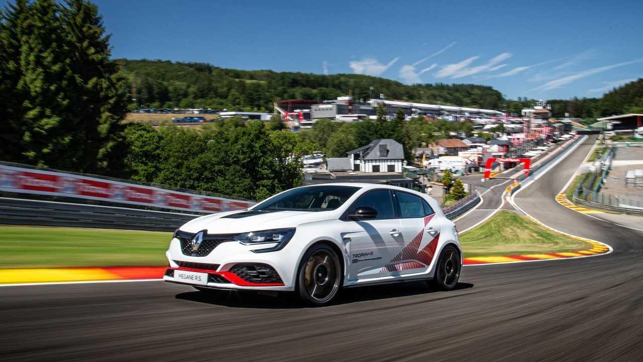 Renault Megane RS Trophy-R Spa-Francorchamps
