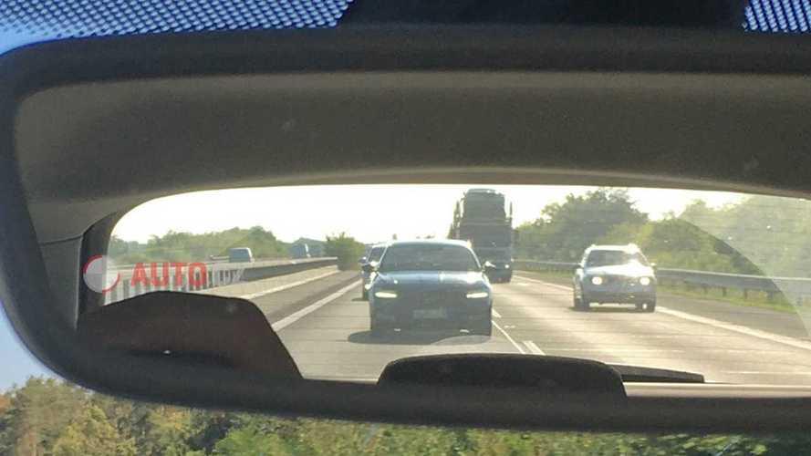 2020 Skoda Octavia hatchback spy photos
