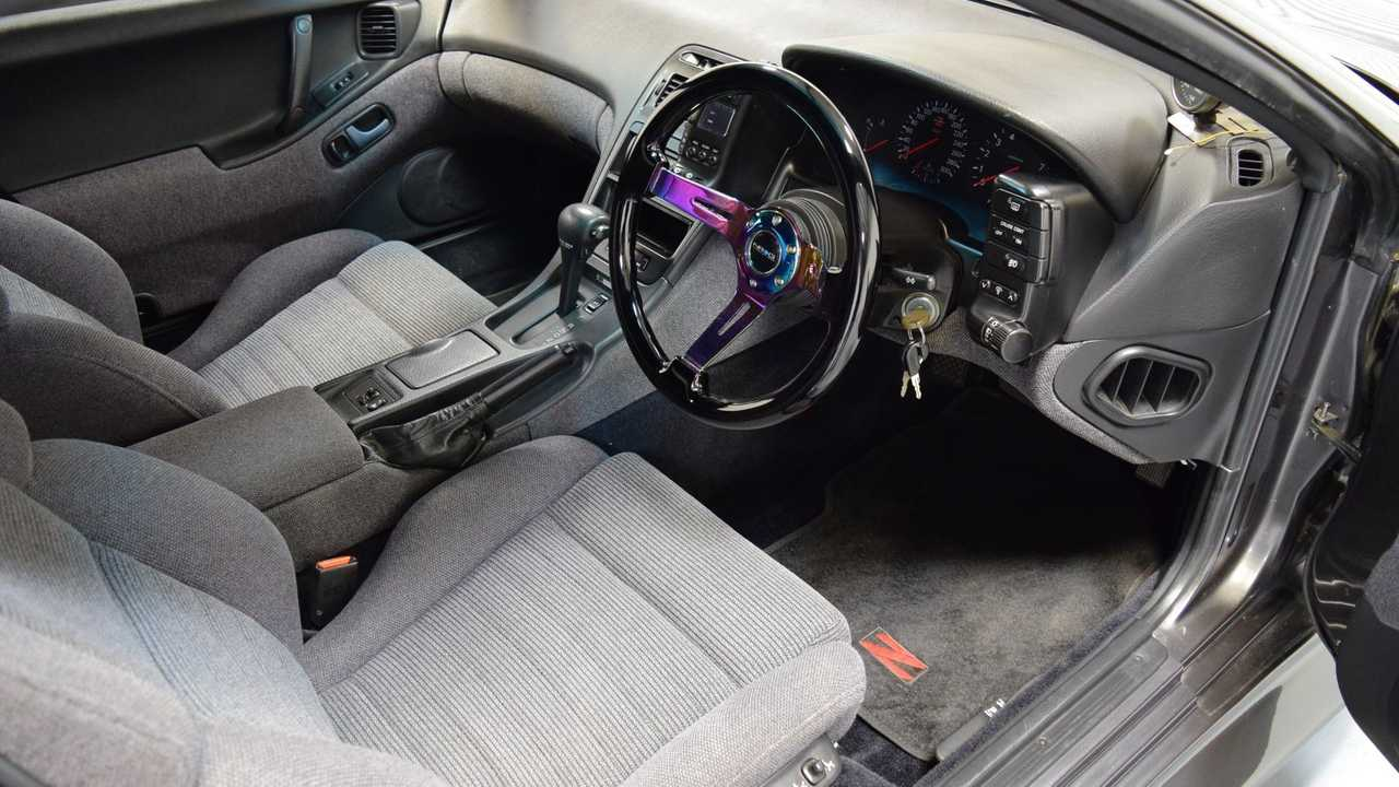 Check Out This Freshly Imported Low-Mile 1989 Nissan 300ZX Turbo