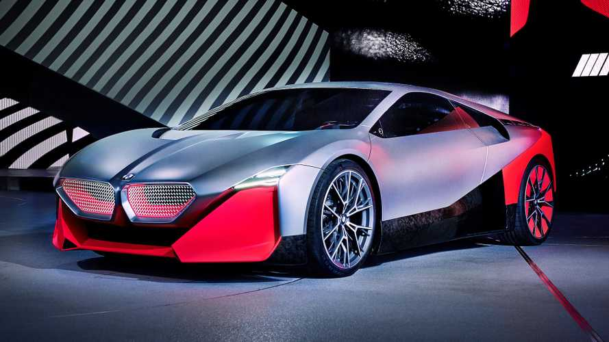 Production BMW Vision M Next Could Happen With Enough Interest