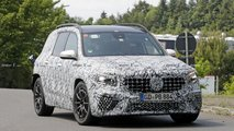 Mercedes-AMG GLB 35 new spy photos