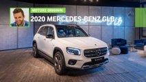 2020 mercedes benz glb class debuts